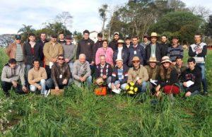 Produtores do Extremo Oeste fazem curso de agricultura conservacionista