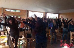 Evento reúne mulheres agricultoras de Rio Negrinho