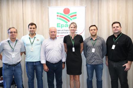 Conselho de Administração empossa nova diretoria da Epagri