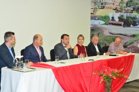 Governador participa da cerimônia de posse da nova diretoria da Epagri