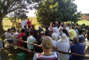 Dia de campo em Balneário Gaivota mostra resultados com pastagens adaptadas