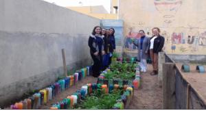 Garopaba retoma atividades do projeto Educando com Horta e Biodecompositor