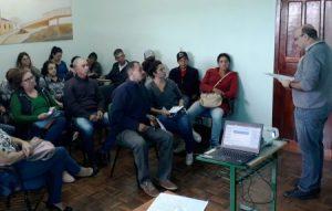 Agricultores familiares de Curitibanos são capacitados em vendas
