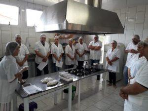 Epagri realiza oficina temática sobre processamento de bananas