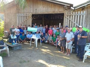 Epagri de Itajaí promove tarde de campo sobre controle biológico e cultural