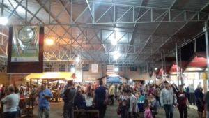 Ascurra inaugura a feira da agricultura familiar