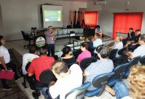 Bandeirante promove o V Seminário de Solo e Água