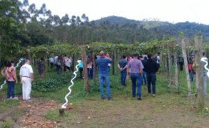 Seminário sobre maracujazeiro reúne 100 participantes em Araquari