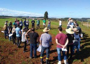 Técnicos da Epagri atualizam conhecimentos em conservação do solo e da água