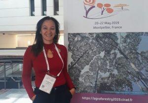 Pesquisa da Epagri é apresentada em congresso internacional de agroflorestas