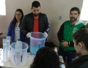 Read more about the article Técnicas agroecológicas são tema de oficinas em Frei Rogério