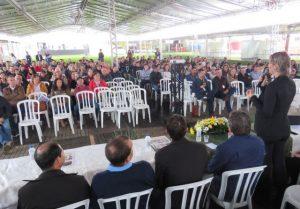 Read more about the article Seminário em São João do Sul discute sustentabilidade e futuro dos jovens no campo