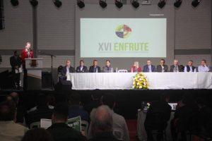 Read more about the article Enfrute reúne 1,1 mil participantes para tratar sobre fruticultura de clima temperado
