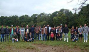 Projeto Jovem Feliz no Campo realiza primeiro encontro em Ipuaçu