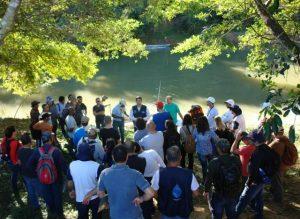 Programa HidroSedimentos, da Epagri, é referência internacional