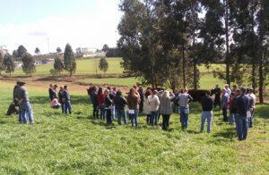 Dia de campo em Lages promove integração entre pesquisa e extensão