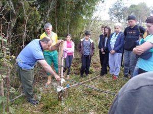 Read more about the article Carneiro hidráulico garante fornecimento de água em escola de Lebon Régis