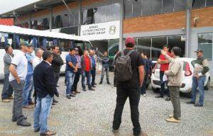 Produtores de Frei Rogério buscam experiências de cooperativismo em Corupá