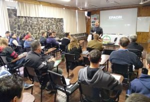 Canoinhas promove curso sobre a cultura da videira