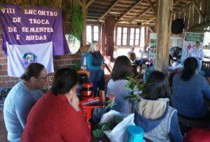 Encontro promove troca de sementes e mudas em São Carlos