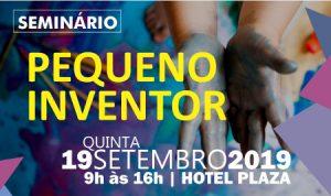 Seminário do Pequeno Inventor promove educação ambiental em Santo Amaro da Imperatriz