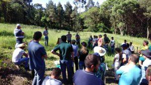 Read more about the article Dia de Campo sobre hortaliças reúne 80 pessoas em Porto União