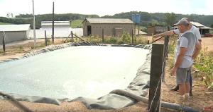 Tratamento de efluentes transforma resíduo tóxico dos engenhos de farinha de mandioca em adubo