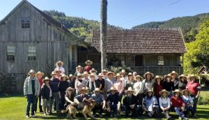 Agricultores do sul catarinense conhecem empreendimentos na Serra Gaúcha