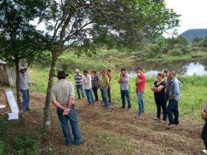 Read more about the article Epagri reúne agricultores de Porto União para discutir sistema Peixe Verde