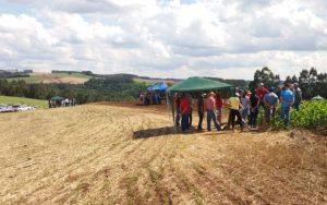Terraceamento já abrange 600 hectares no Oeste de Santa Catarina
