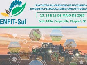 Prazo para inscrição no I Encontro Sul-Brasileiro de Fitossanidade encerra domingo, 15