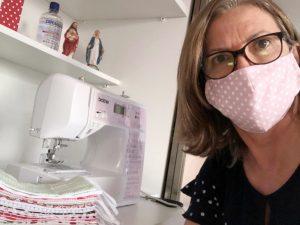 Read more about the article Coronavírus em SC: 13 Centros de Treinamento da Epagri produzem máscaras de proteção