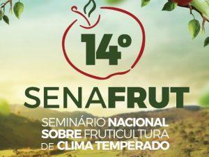 Senafrut é adiado para novembro de 2020 em São Joaquim