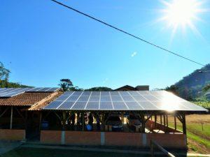 Read more about the article Geração de energia solar: Epagri elabora projetos de crédito para famílias rurais em SC