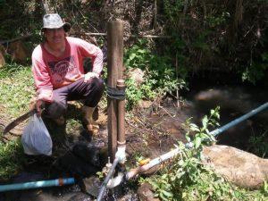 Read more about the article Carneiro hidráulico melhora fornecimento de água em propriedades de Curitibanos e Caçador