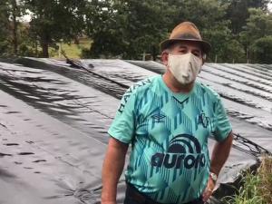 Pecuaristas do Oeste apostam em tecnologias difundidas pela Epagri para superar estiagem