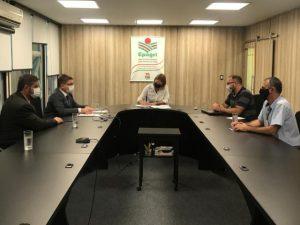 Epagri e Caixa Econômica Federal firmam convênio para operacionalizar crédito rural em SC