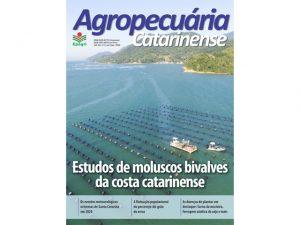 Nova edição de revista científica da Epagri traz a aquicultura e a sanidade vegetal como destaques