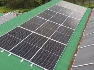 Read more about the article Energia solar no Centro de Treinamento da Epagri em Joinville traz sustentabilidade econômica e ambiental