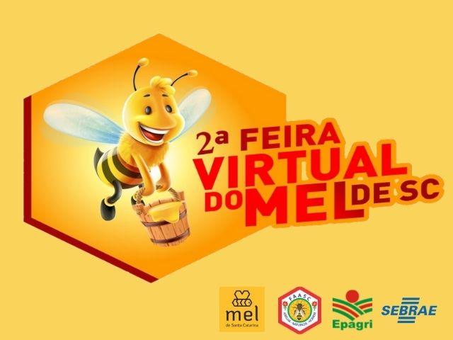 Read more about the article 2ª Feira Virtual do Mel de Santa Catarina começa dia 1º de junho