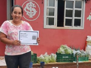 Read more about the article Produção de hortaliças melhora renda e qualidade de vida de famílias indígenas
